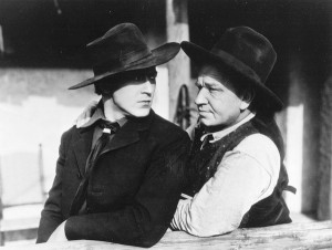 Johnny Mack Brown, Wallace Beery BILLY THE KID