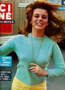 Ann-Margret (21-4-1966 Cinérevue)