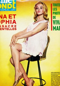 Ann-Margret (Cinémonde 14 sept. 1965)_NEW