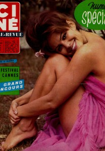 Claudia Cardinale (5-5-1966) Ciné revue)_NEW