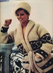 Claudia Cardinale c.-revue 21 février 1963