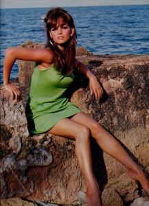 Claudia Cardinale ciné revue