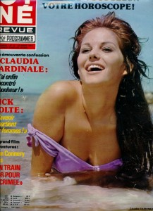 Claudia Cardinale -