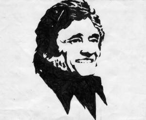 Johnny Cash by Didgiv