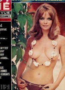 Laura Antonelli ciné-revue 1974
