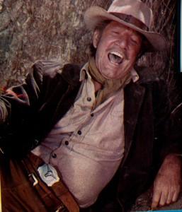 Richard Boone, Hombre (15-2-66 cinérevue)