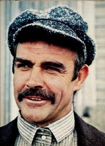 Sean Connery cinérevue 1969