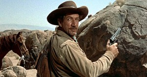 Richard Boone (L'HOMME de l' ARIZONA)