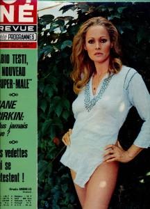 Ursula Andress 1973 cinérevue