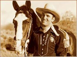 Champion et Gene Autry