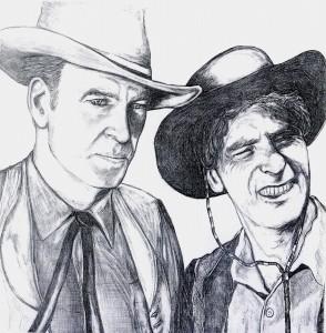 Gary Cooper, Burt Lancaster