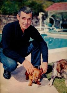 Clark Gable (cinérevue octobre 1970)