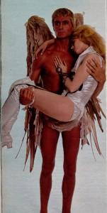 Jane Fonda Barbarella cinerevue octobre 68