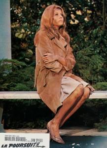 Jane Fonda (La poursuite impitoyable)