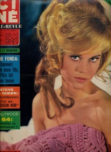 Jane Fonda La ronde (ciné revue 20 février 1964)