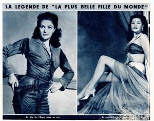 Yvonne De Carlo (15-2-66 cinérevue) 2
