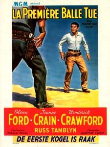 La Premiere balle tue - The-Fastest Gun-Alive 1956