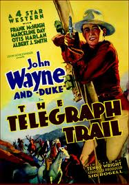 THE TELEGRAPH TRAIL (1932)