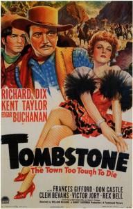 TOMBSTONE (1942)