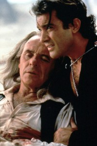 Anthony Hopkins et Antonio Banderas