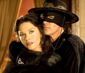 Catherine Zeta-Jones et Antonio Banderas