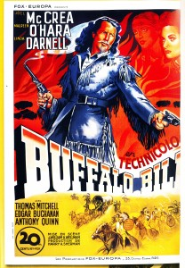 Buffalo Bill - Joel McCrea