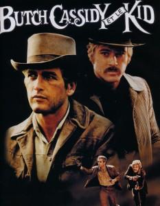 Butch Cassidy et le kid paul newman robert reford
