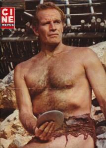 Charlton Heston cinérevue nov.67