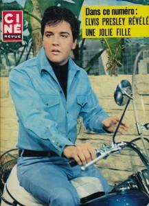 Elvis Presley juillet 69 ciné revue