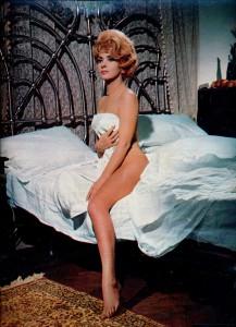 Gina Lollobrigida par Angelo Frontoni (cinérevue 1970)