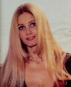Jill Ireland Ciné revue 1972