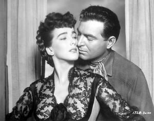 Julie Adams, Stephen McNally (SOULEVEMENT EN ARIZONA, 1953)