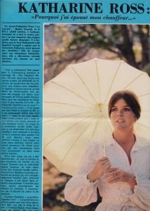 Katharine Ross (CR 1-5-75)