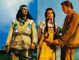 La révolte des indiens apaches Lex barker Marie Versini (2)
