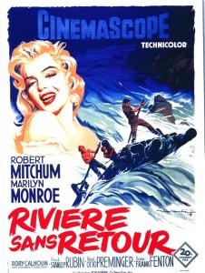 La riviere sans retour - Marilyn Monroe