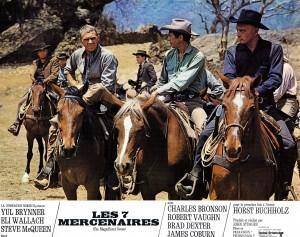 Les sept mercenaires (ciné revue 1973)_NEW
