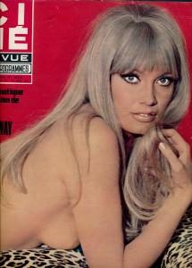 Marissa Mell 1971 - Ciné revue