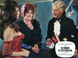 Michèle Mercier (Les amours de Lady Hamilton)