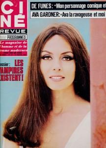 Michèle Mercier décembre 69 cinérevue