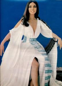 Michèle Mercier mai 1970 cinerevue