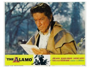 Richard Boone (ALAMO)