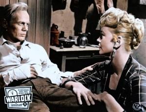 Richard Widmark, Dorothy Malone