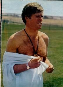 Robert Redford cinérevue mars 70