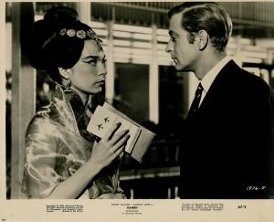 Shirley MacLaine, Michael Caine (Gambit)_NEW