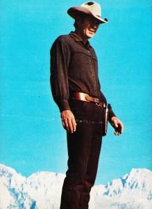 Steve McQueen (9-6-1966) Ciné revue)