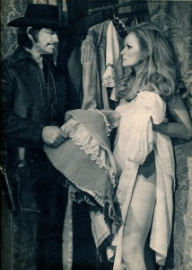 Ursula Andress, Charles Bronson Soleil rouge