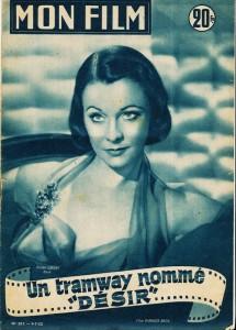Vivien Leigh-Mon film 1952
