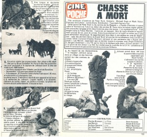 CHASSE A MORT (1981)