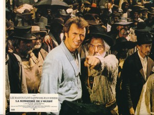 La kermesse de l'ouest (Clint Eastwood, Lee Marvin)_NEW