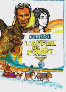 L'appel de la forêt (Charlton heston) (Micèle Mercier)